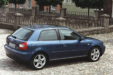 Audi A3 1.9 TDI Attraction /2000/