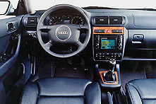 Audi A3 1.8T Attraction quattro /2000/