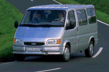 Ford Tourneo LX 2.5l TDE /2000/