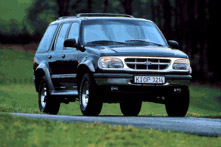 Ford Explorer Limited /2000/