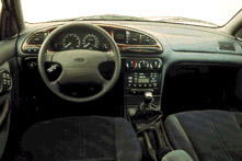 Ford Mondeo 1.6l Trend Turnier /2000/