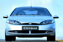 Ford Cougar 2.0 16V plus Komfort-Paket /2000/