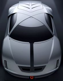 Ford LG-T Supercar concept